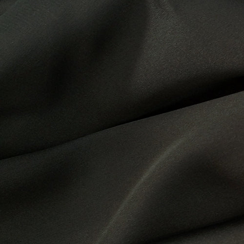 custom skirts fabric pebble gray satin