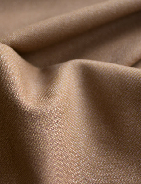 custom skirts fabric dusty camel