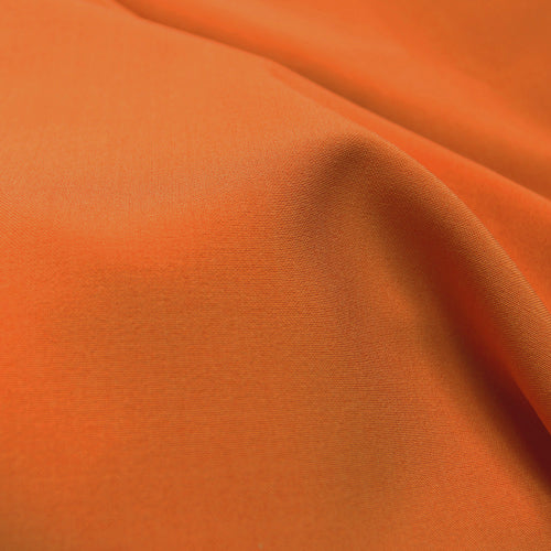 custom skirts fabric tangerine orange