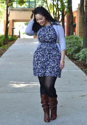 custom clothes blog curvy girl
