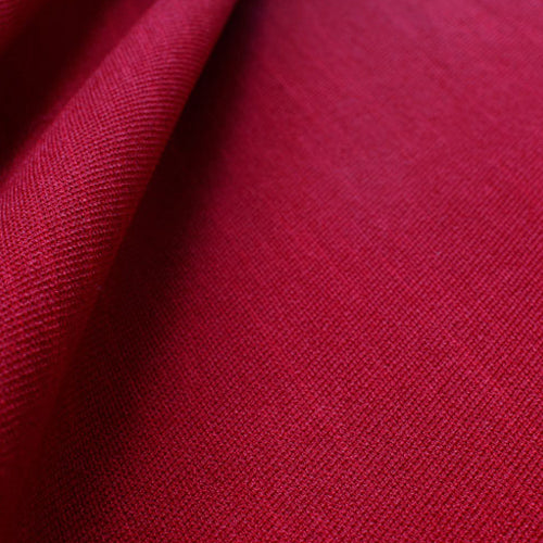 custom skirts fabric scarlet red