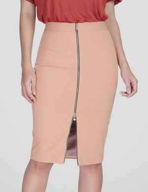 Josephine custom pencil skirt