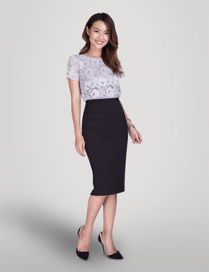 Stella custom pencil skirt- Exclusive offer<!--black-->