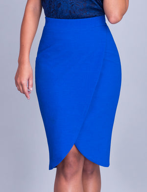 Ally custom pencil skirt