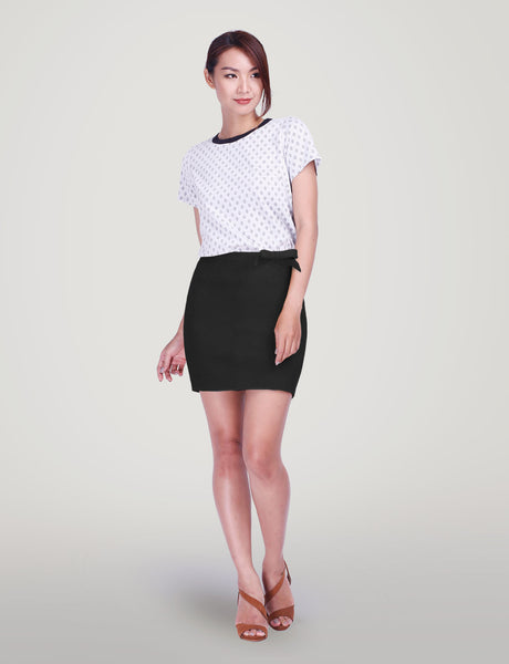 Jennifer custom pencil skirt- mini<!--black--><!--aw-->