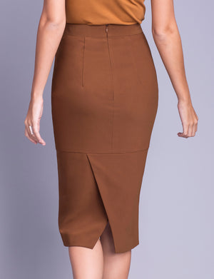 Mimi custom pencil skirt