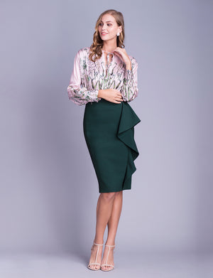 Madelyn custom pencil skirt