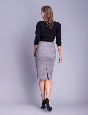 Wendy custom pencil skirt