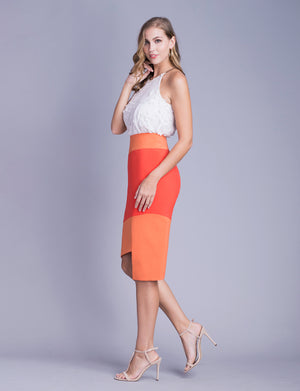Maddison custom pencil skirt