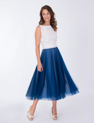 Amelia custom tulle skirt