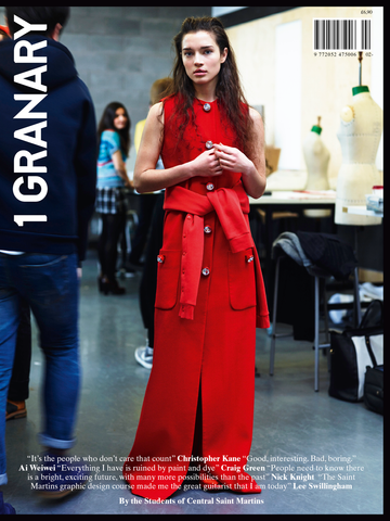 1 Granary Magazine - Issue 2