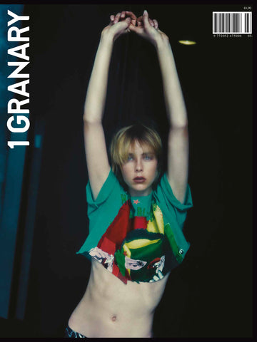 1 Granary Magazine - Issue 3