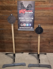 "Set of Two 8"" Hanging Target System"