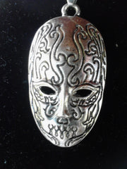 Death Eater Mask Necklace