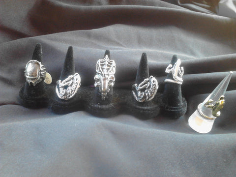 Alien & Predator Rings