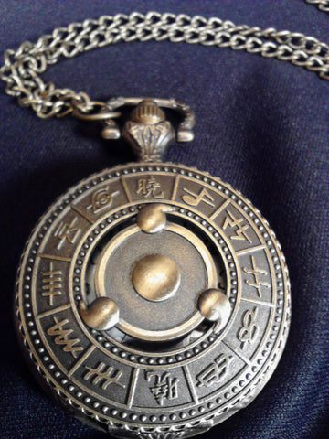 Naruto Pocket Watch