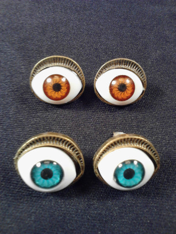 Matiasma Eye Earrings