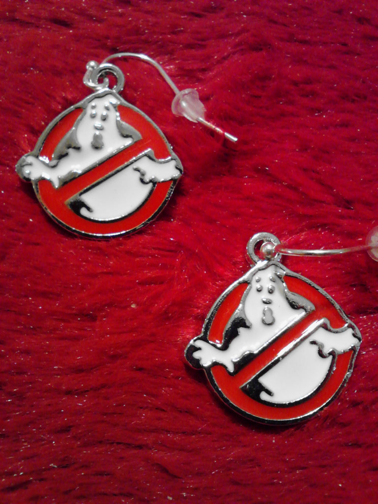 Ghost Busters Earrings