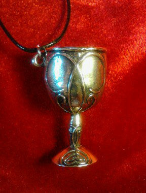 Mortal Cup Necklace