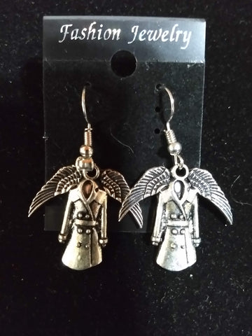 Castiel Earrings