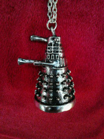 Dalek Necklace