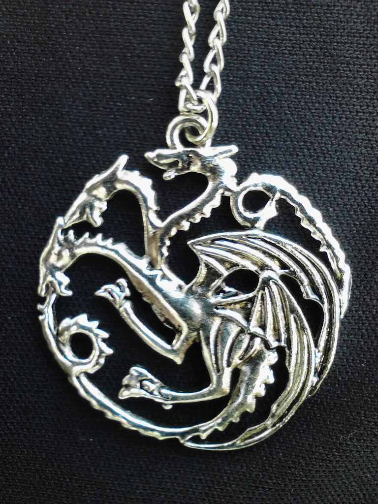 House Targaryen Dragon Pendant
