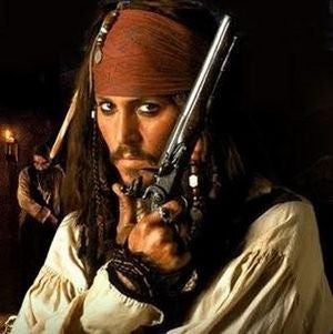 Captain Jack Sparrow's Ring