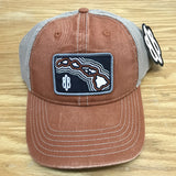 Islands Patch Trucker Hat - Red Dirt Maui