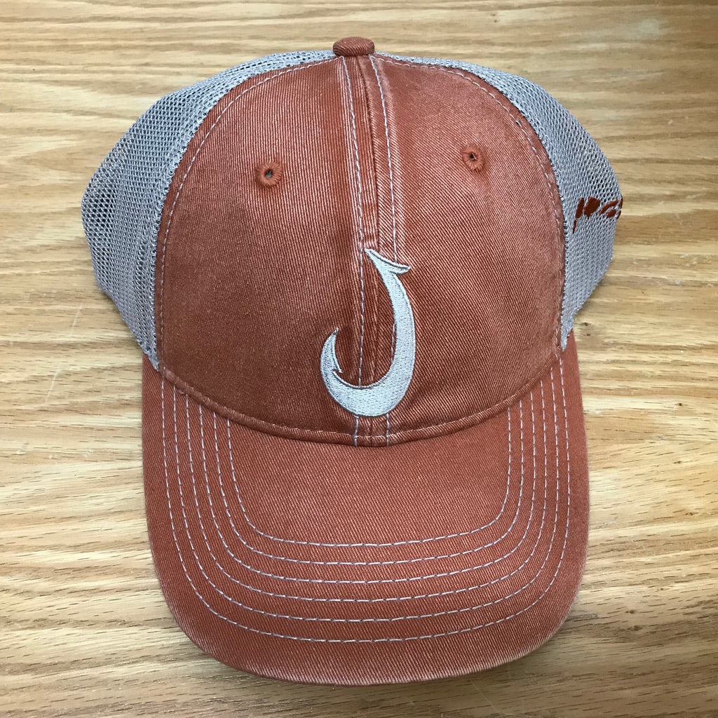 Hawaiian Hook Trucker Hat