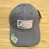 Palm Tree Patch Hat - Red Dirt Maui