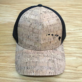 Small Hawaiian Islands Trucker Hat - Red Dirt Maui