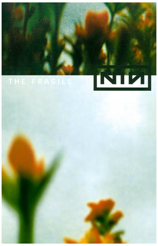 Nine Inch Nails The Fragile Poster