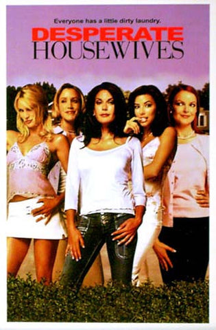 DESPERATE HOUSEWIVES HATCHER LONGORIA 11x17 POSTER