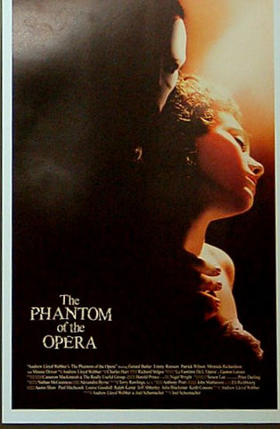 PHANTOM OF THE OPERA FILM BUTLER 11x17 MINI POSTER