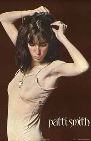 PATTI SMITH EASTER 11x17 POSTER