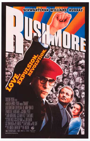 Rushmore Movie Poster