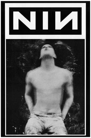 Nine Inch Nails Band Poster