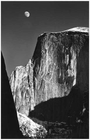 Ansel Adams Yosemite National Park Poster