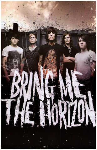 Bring Me the Horizon Band Poster