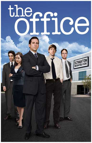 The Office US TV Show Poster