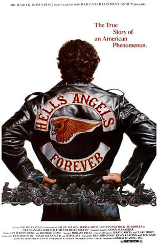 Hells Angels Forever Movie Poster