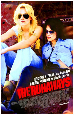 The Runaways Film Dakota Fanning 11x17 Poster