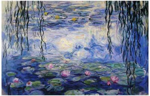 Claude Monet Water Lillies Poster