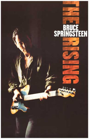 Bruce Springsteen The Rising Poster