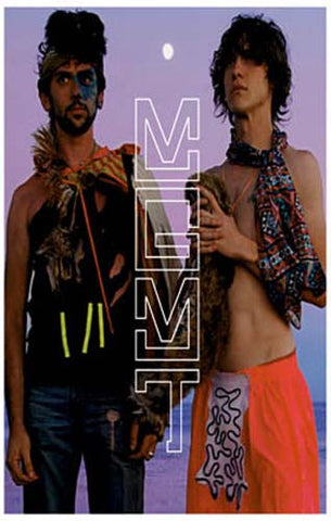 MGMT Band Poster