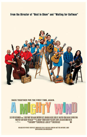 A Mighty Wind Funny Folkies Guest 11x17 Poster