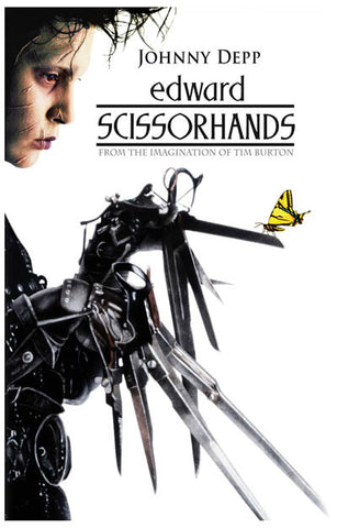 Edward Scissorhands Movie Poster