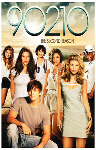 90210 TV Show Poster