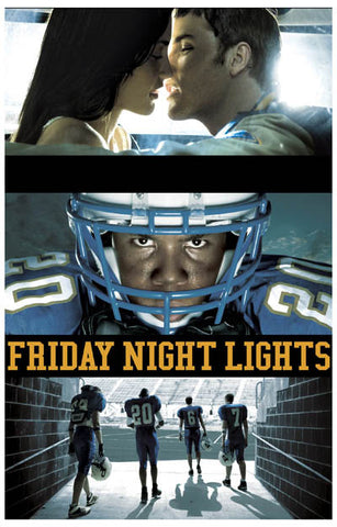 Friday Night Lights TV Show Poster