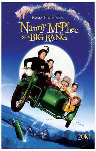 Nanny McPhee & The Big Bang 11x17 Poster Emma Thompson